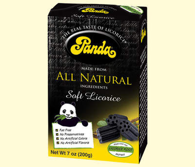 Panda - The Real Taste of Licorice(R)