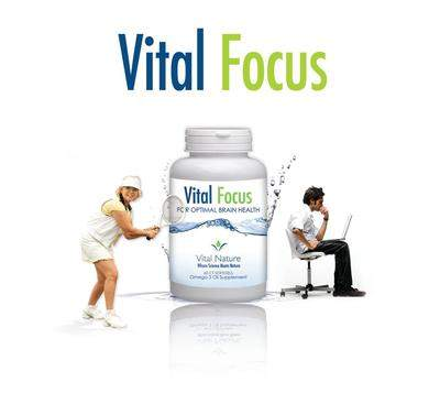 Vital Focus Facilitates Clearer Thought