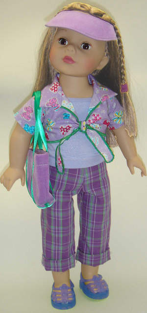 Madame Alexander's Friends 4 Life doll available exclusively at Walmart stores