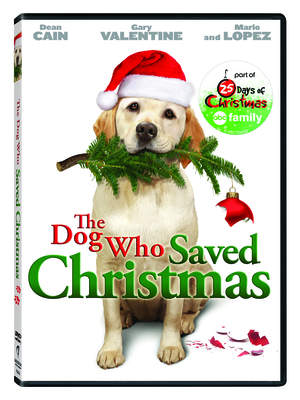 The Dog Who Saved Christmas from Anchor Bay Entertainment