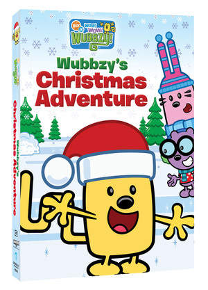 Wubbzy's Christmas Adventure from Anchor Bay Entertainment