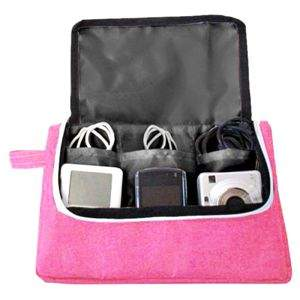 Kangaroom Personal Media Travel Pouch in Pink