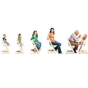 TRIPP TRAPP® - The Chair that grows with the child™