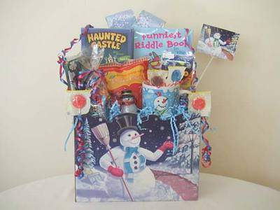 Sugar free Jolly the Snowman Gift