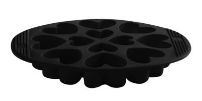 Orka Heart-Shaped Cup Cake Pan