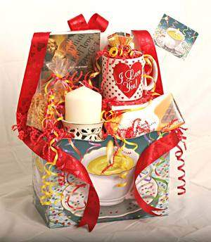 """YOU LIGHT UP MY LIFE"" Baskets (ADULT)"