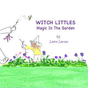 what if little girls could make magic in their own backyards?