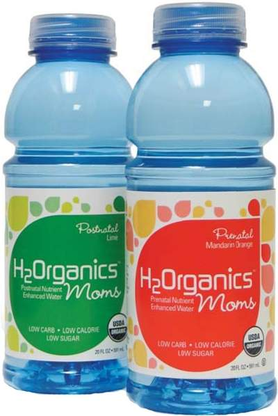 H2Organics Moms Pre and Post-Natal Water