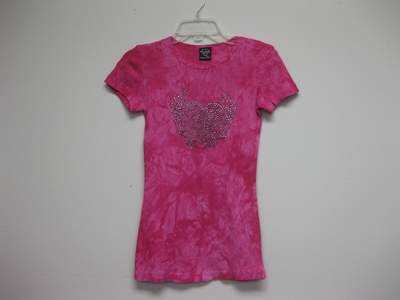 Pink Heart Tee from Sledge USA
