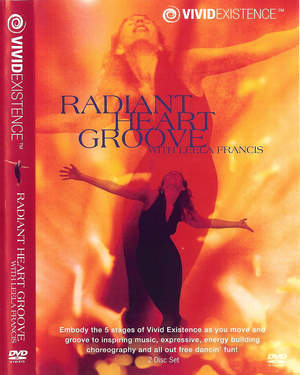 Radiant Heart Groove, Dance workout DVD and CD Set