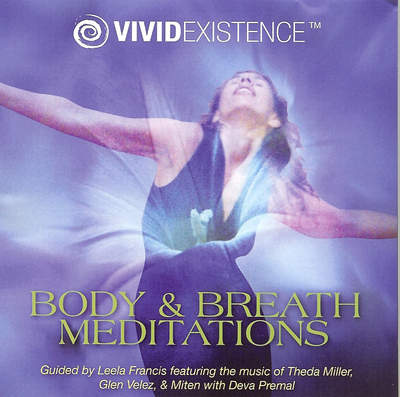 VividExistence Body & Breath Meditation CD