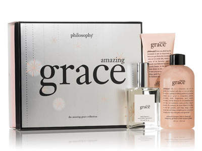 Philosophy Amazing Grace Layering Collection - Kit