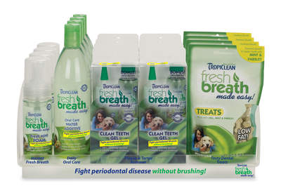 fresh breath made easy!