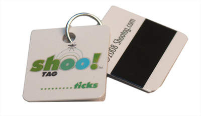 Shoo!TAG for cats (available for dogs and horses)