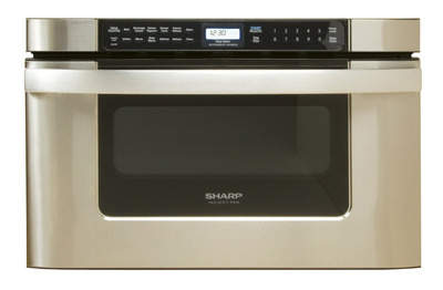 Sharp's KB-6524PS Microwave Drawer Oven