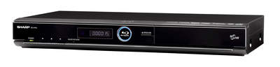 Sharp's BD-HP52U Blu-ray Disc Player