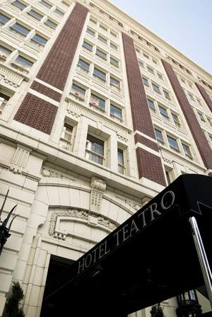 Hotel Teatro, Denver's luxury boutique hotel