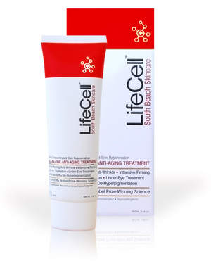 2d lifecell product shot