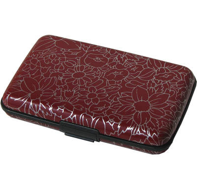 Ögon Designs Credit Card Wallet - Flowers