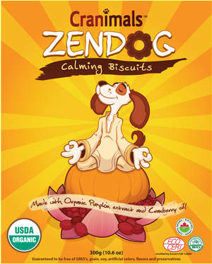 Zendog Calming Biscuits