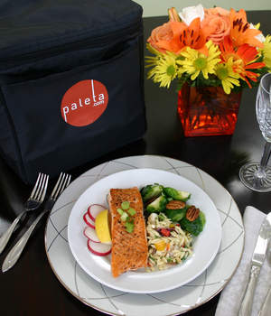 PALETA Gourmet Meal Delivery
