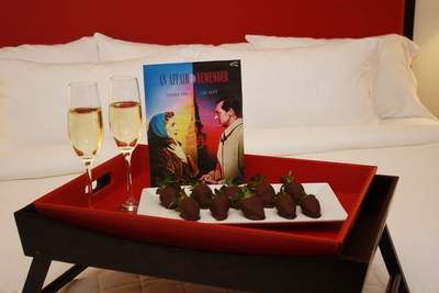 Hotel Indigo's Valentine's Day Affair to Remember