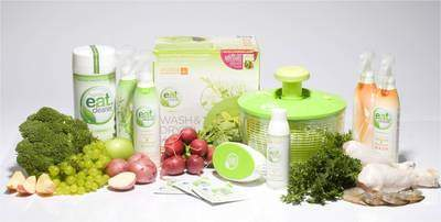 Eat Cleaner product Line