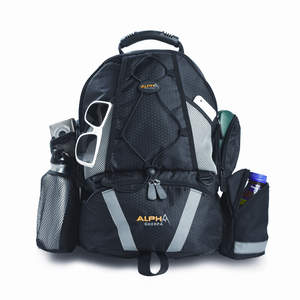 Alpha Sherpa Diaper Backpack