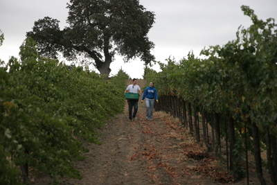 First Crush Winemaking provides romantic wine experiences all year round