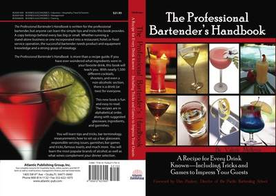 Impress your guests with some powerful potions with this book from Atlantic Publishing Group