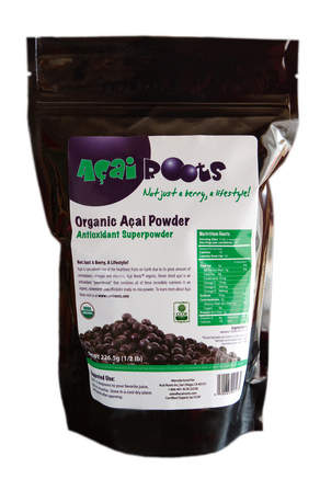 Açai Roots - Organic Açaí Powder