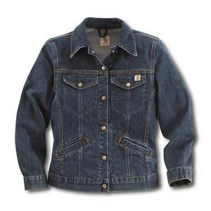 WJ001 Denim Jean Jacket