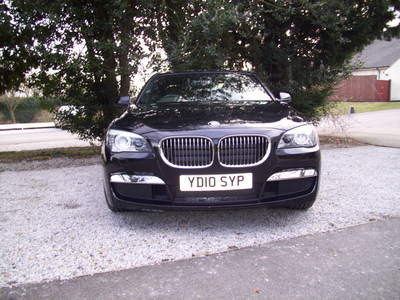 Our BMW car for hire
