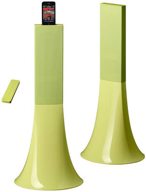 Zikmu Parrot by Philippe Starck in Sorbet