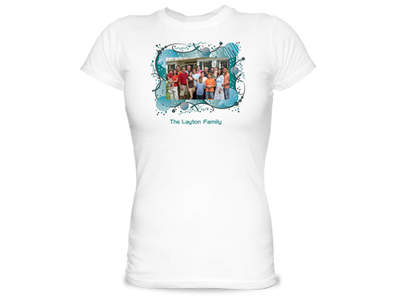 Vistaprint Ladies T-Shirt
