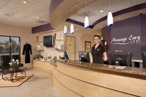 There are more than 600 Massage Envy clinics located across the U.S.