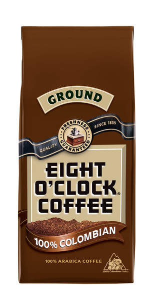 Eight O'clock Coffee Colombian Ground