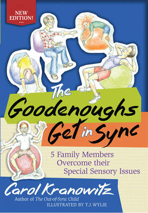 The Goodenoughs Get in Sync - New Edition