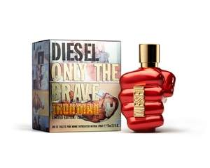 Diesel Only The Brave Iron Man Limited-Edition