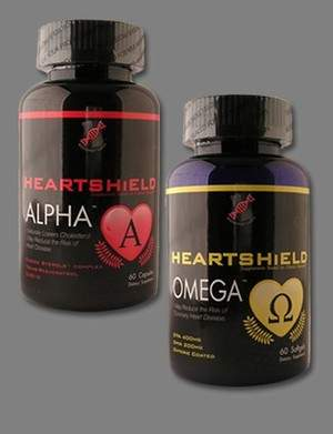 Heartshield Alpha and Heartshield Omega