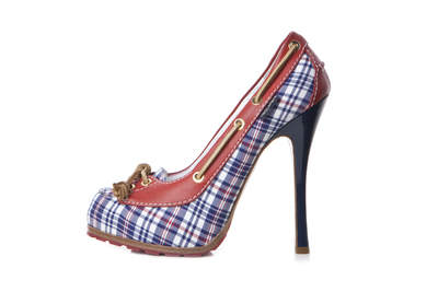 The Love Boat Pump from DSQUARED2