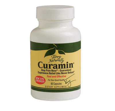 Curamin: Fast-Acting Natural Pain Relief