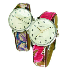 Camden Floral Watch