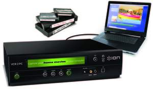 ION Audio's VCR 2 PC Converter