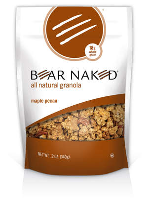 New! 100% Pure and Natural Maple Pecan Granola