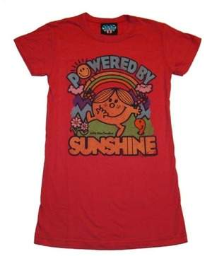 Little Miss Sunshine Junk Food T-Shirt