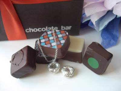Cereal Oh Gift Set from Alison Nelson's Chocolate Bar