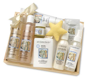 Organic-rich luxury for Mom & Baby