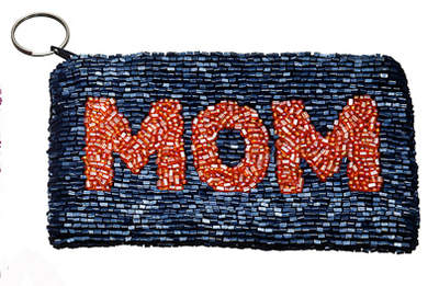 Presents For Purpose's Mom Couture Hand Beaded Bag
