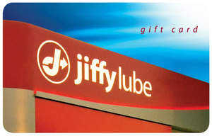 Jiffy Lube Gift Cards® are a great choice for giving to family, friends or just for yourself!